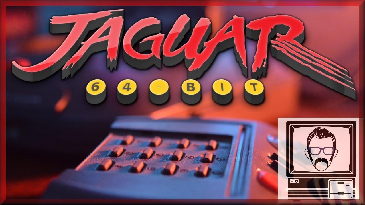 Download Atari Jaguar Story   Nostalgia Nerd
