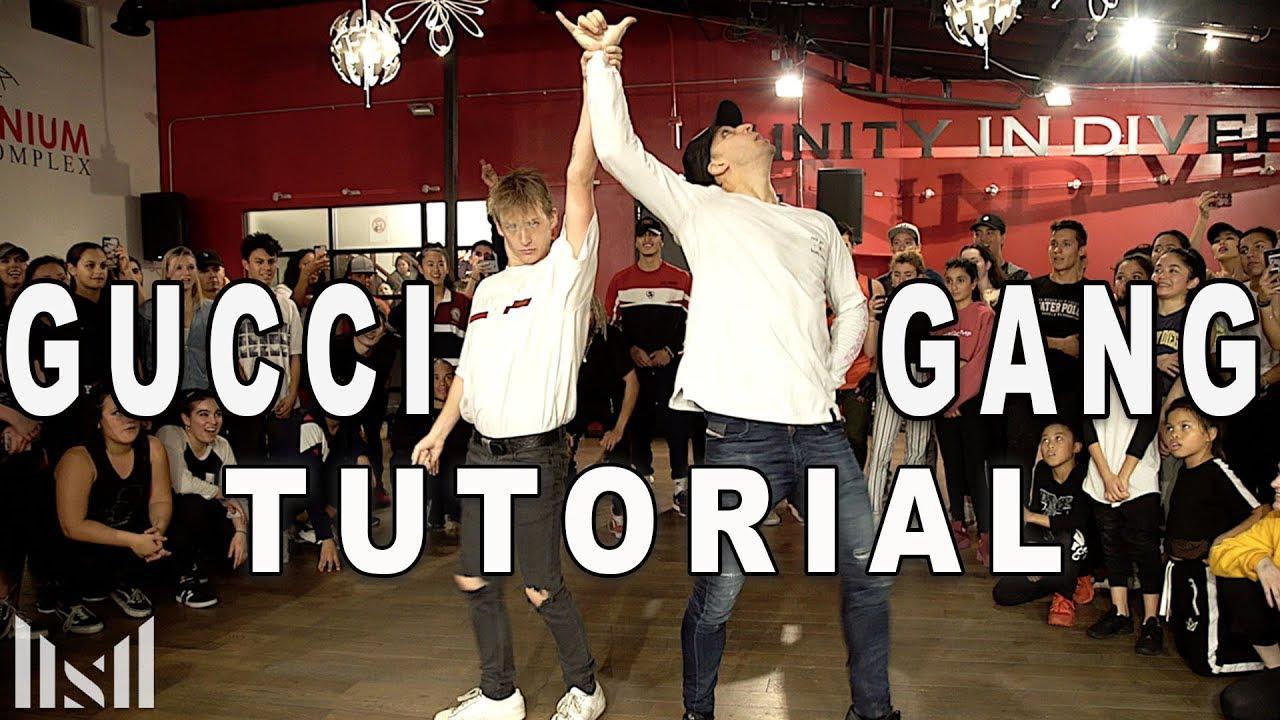 GUCCI GANG - Lil Pump Dance Tutorial | Matt Steffanina X Josh Killacky | DANCE TUTORIALS LIVE