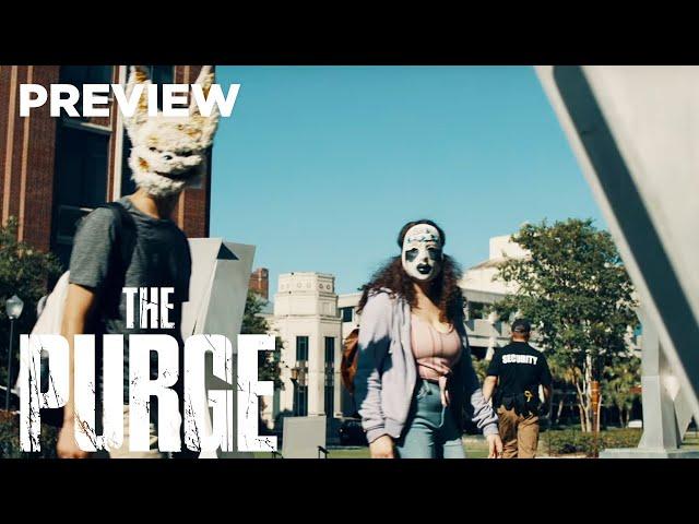 The Purge TV Series | Season 2 Teaser | on USA Network