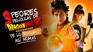 Te Lo Resumo | 3 Adaptaciones de Dragon Ball Así Nomás
