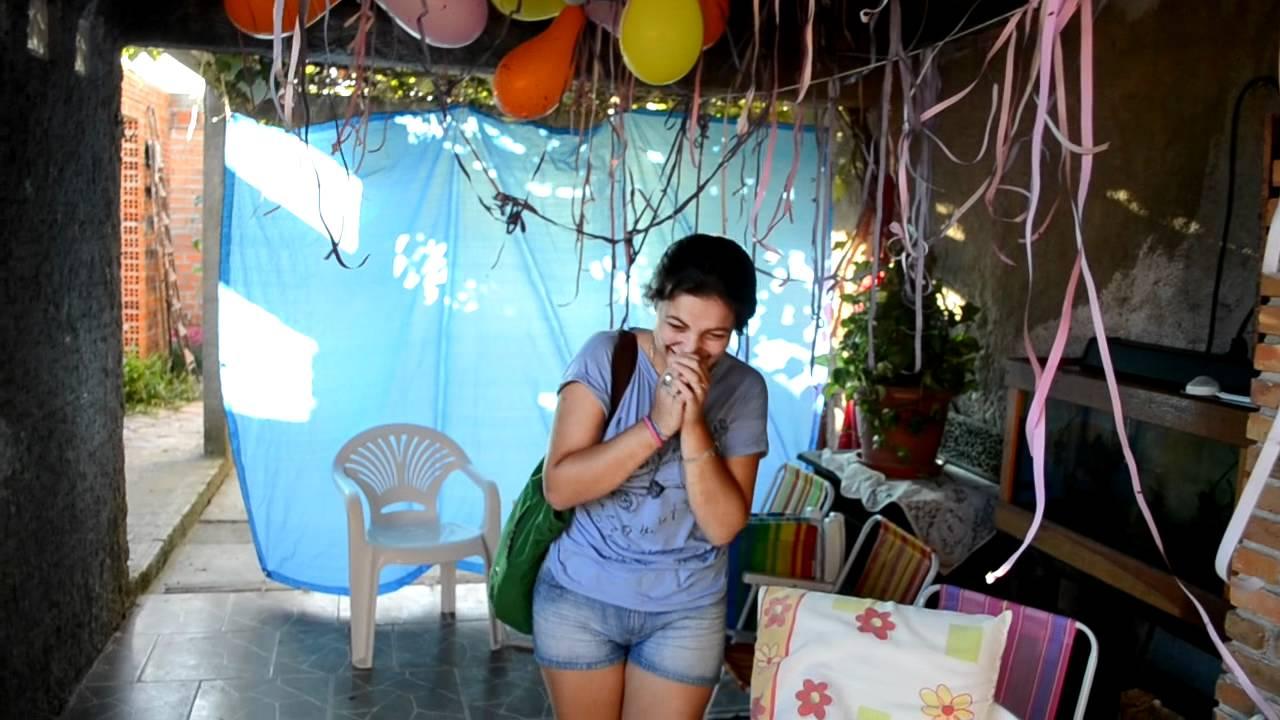 Festa Surpresa  15 anos da Anna haha  YouTube