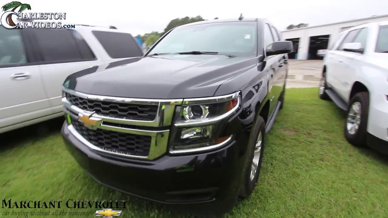 2016 chevrolet tahoe lt for sale review at marchant chevy aug 2017 walkaround tour