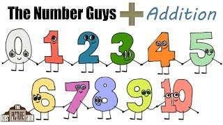 The Number Guys Addition Tables Collection - 0 to 10 - The Kids
