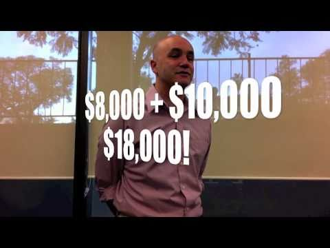 How To Get $18,000 in Home Buyer Tax Credits