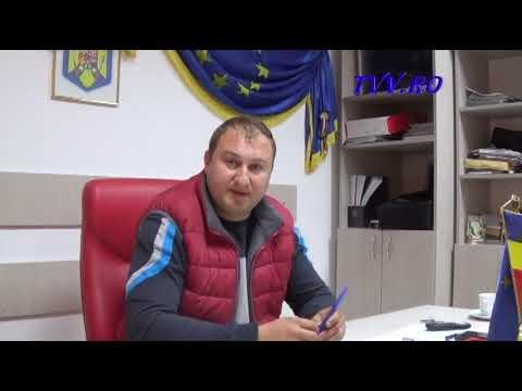 Interviu cu Ionuț Totolici primarul comunei Iana
