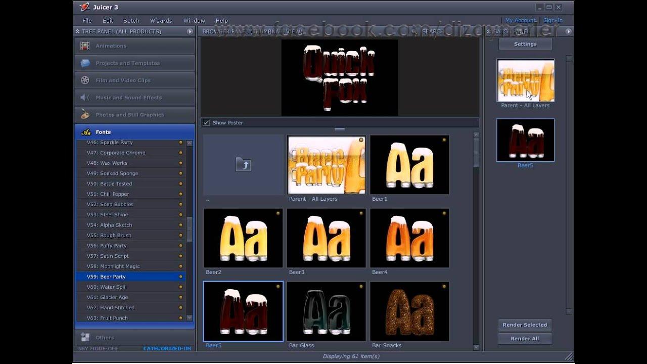 Digital Juice Motion Designers Toolkit Free Download