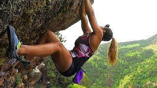 GoPro: Two Roads - Climbing with Meagan Martin (Ep. 11)