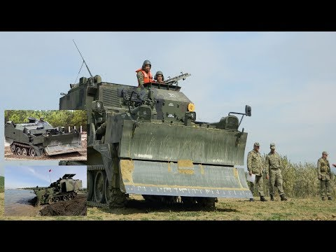 GoodNews : Philippine military orders armored amphibious combat earthmover from Turkey
