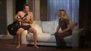 Timothy Olyphant - Hold On To Me Darling (Kenneth Lonergan) Interview With Theater Scenes