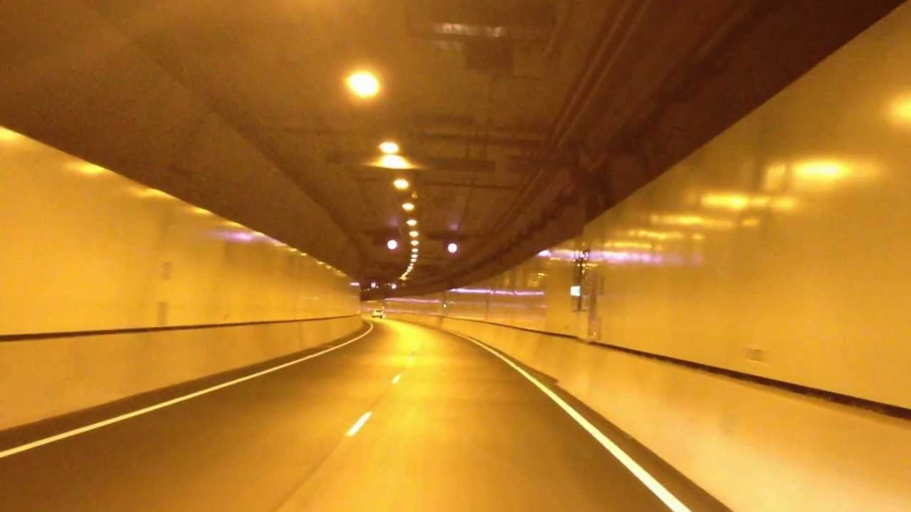 Brisbane Airport Link Tunnel Drive ...