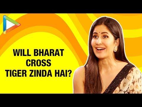 Katrina Kaif On SAL-KAT Magic her REGRETS & Her Achievements  Twitter Fan Questions  Bharat