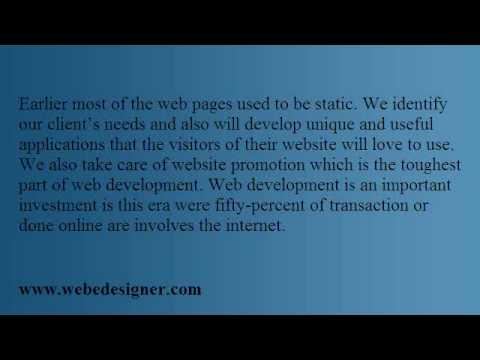 WebEdesigner.com - Web Design & Development