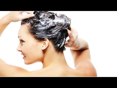 Clique e veja o vídeo Estudo dos Cabelos e seus Tratamentos - Como Lavar os Cabelos