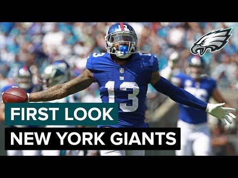 First Look: New York Giants | Philadelphia Eagles