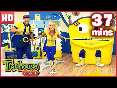 Splash'N Boots Top 10 Videos of the Summer Compilation! | Songs for Kids by Treehouse Direct