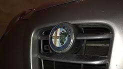 Sostituzione fregio (stemma/logo) Alfa Romeo MiTo, 159, 147