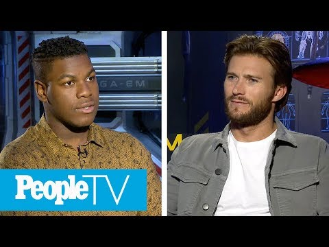 'Pacific Rim Uprising' Stars John Boyega, Scott Eastwood On Training In Pilot Suits  PeopleTV