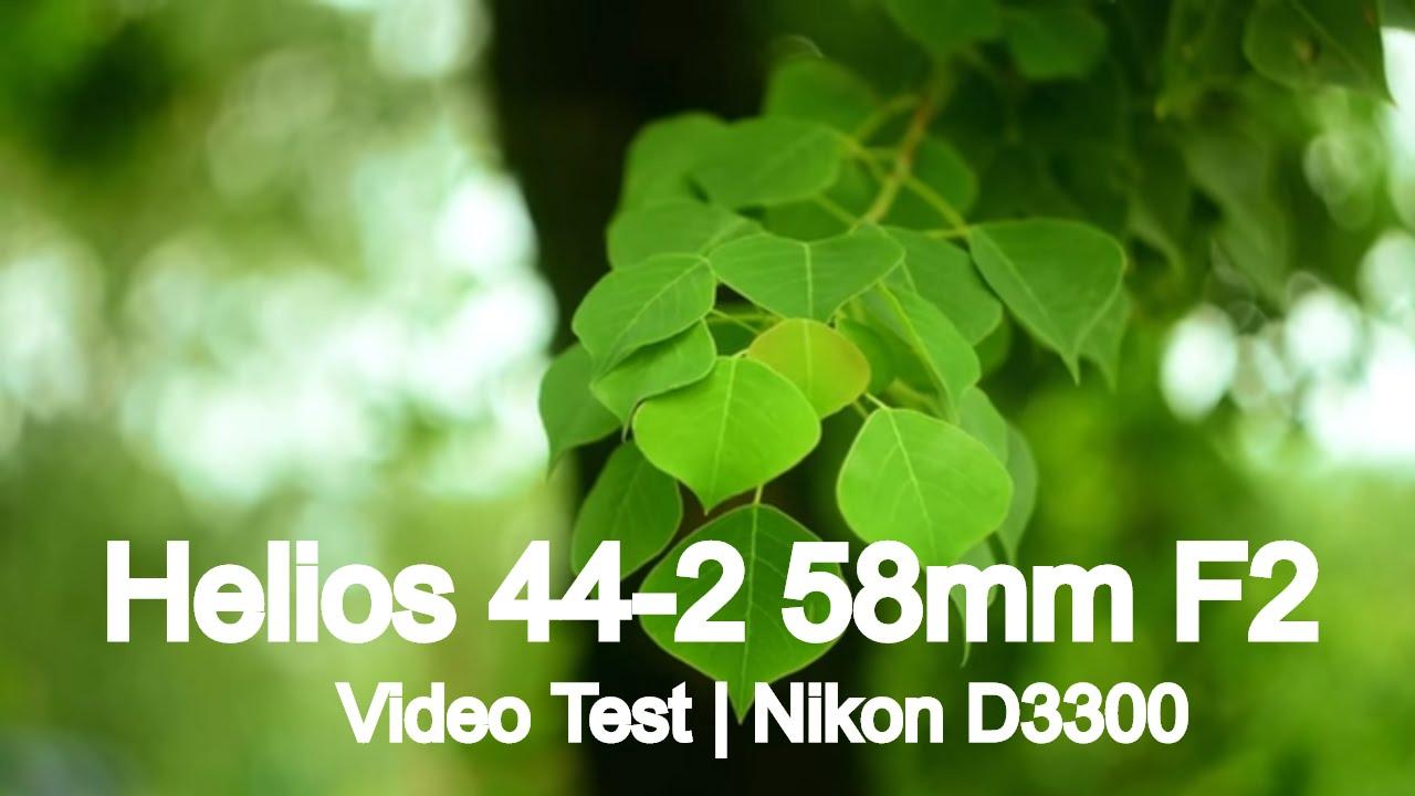 Helios 44 2 58mm F2 Anamorphic Mod On Fujifilm Xt20 4k By