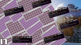 Minecraft: Gastando 1 Bilhão em Livros Especiais !! - RankUP MS 17 ‹ Alone ›