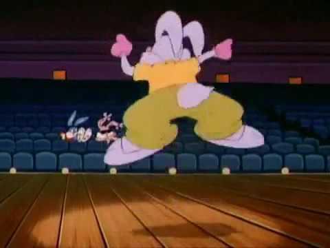 Roger Rabbit on Tiny Toon Adventures