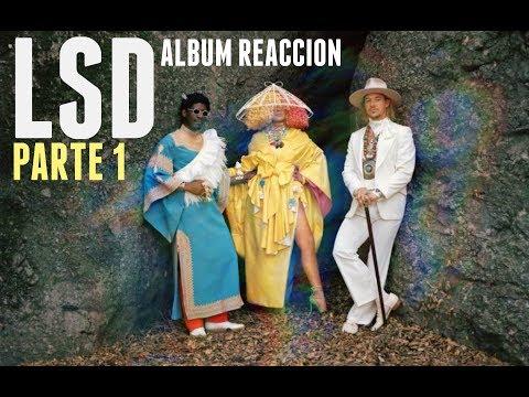 LSD -    REACCIÓN