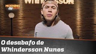 #DepressaoCoisaSeria: o desabafo cortante do youtuber Whindersson Nunes