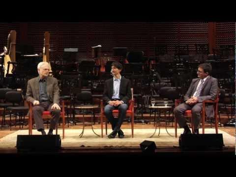 John Adams, Mason Bates, Mark Clague - American Orchestra Forum