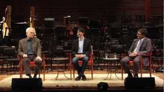John Adams, Mason Bates, Mark Clague - American Orchestra Forum