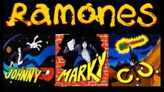 The Ramones - Spider-Man (Instrumental)