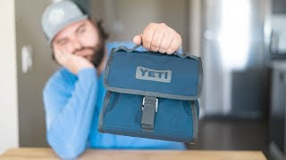 $80 YETI Lunch Box vs Generic Lunch Box
