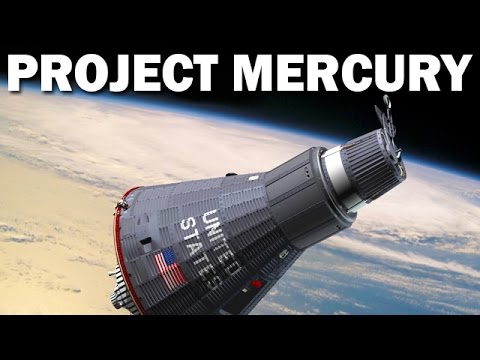 Astronaut Training | Project Mercury: America's First Manned Space Program | NASA Documentary Film