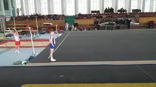 Арефьев Егор 8 лет. 3 взр. Вольные
