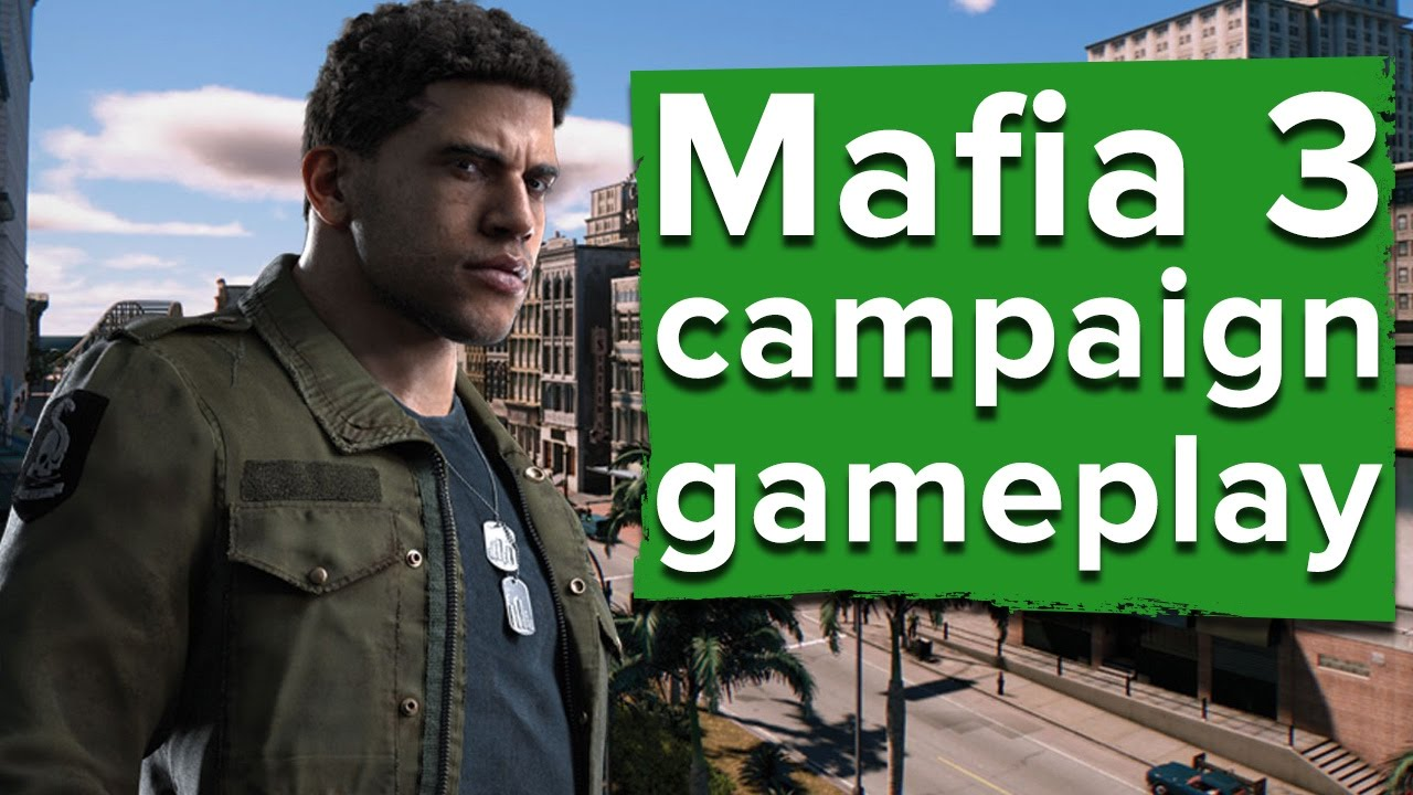 Mafia 3 once had an opening so controversial all trace of it