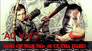 """GOD OF WAR NG+ ULTRA HARD #2""""QUERO GOD OF WAR"""""""