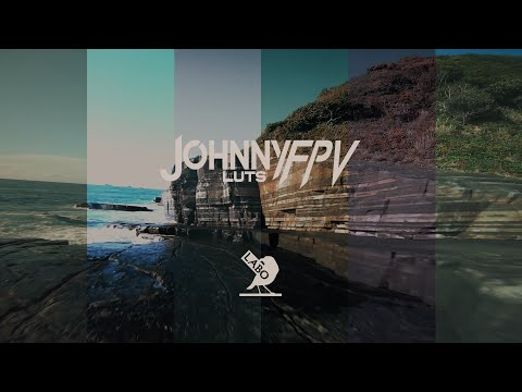 JOHNNY FPV LUTS PRO EDITION TEST / FPV FREESTYLE