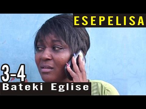 Bateki Eglise 3-4 - Groupe Le Bon Samaritain - Esepelisa Nouveau Theatre Congolais 2016