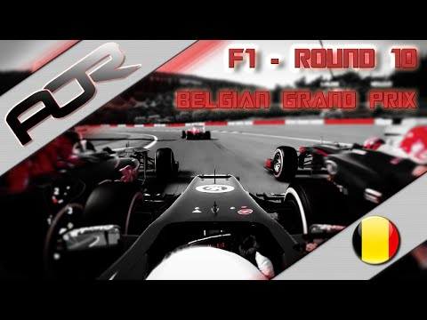 F1 2013 | AOR F1 Season 8 - Belgian Grand Prix