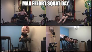 7-28-2020 Orc Mode Training - Max Effort Squat Day