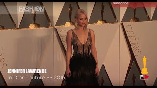 OSCAR 2016 Red Carpet Style by Fashion Channel