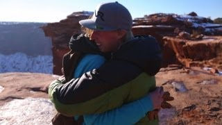 One of devingraham's most viewed videos: After the Push - Boyfriend Pushes Girlfriend off Cliff