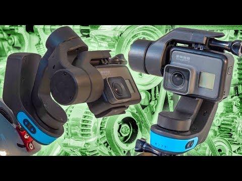 Slick 3-Axis GoPro Gimbal