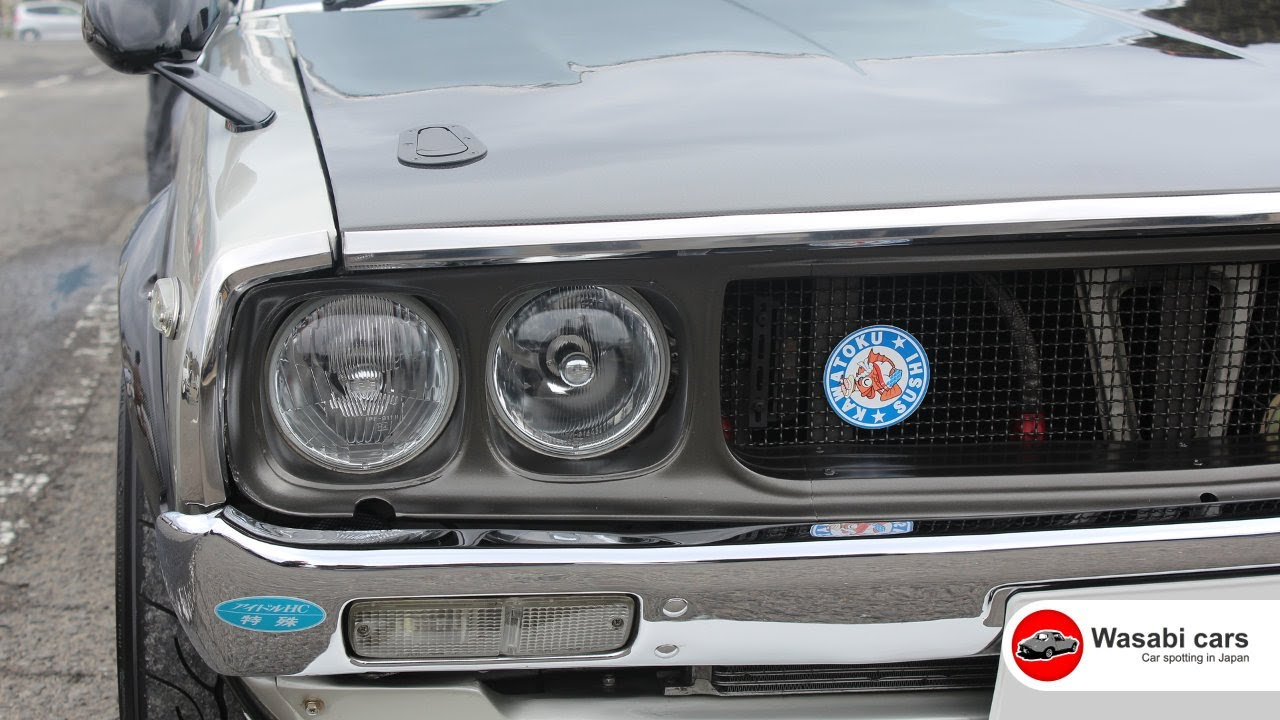 Old School 60 S Amp 70 S Grilles And Grille Badges In Japan
