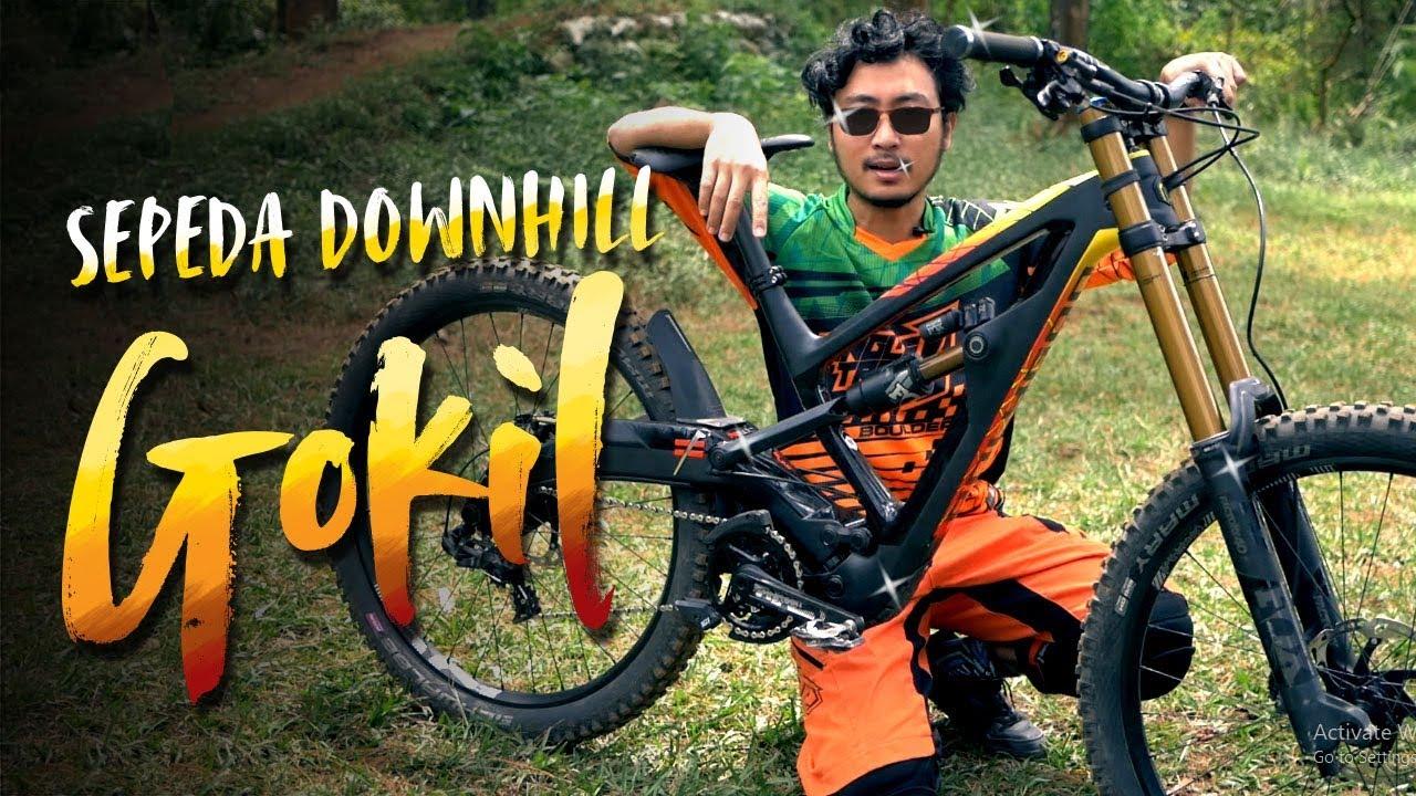 Test Ride Sepeda Polygon Xquareone DH di Cikole Bandung