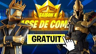 ON YOU OFFERS OF THE TINOXTAG COMBATS! Fortnite Battle Royale
