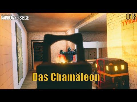 Das Chamäleon - RAINBOW SIX SIEGE