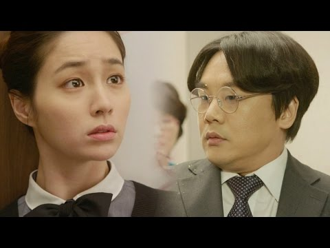 Jung Ji Hoon reminds Lee Min Jung of Kim In Kwon|《Come Back Mister》 돌아와요 아저씨 EP06