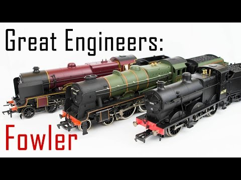 Great Engineers: A Day with Fowler Locomotives (5)