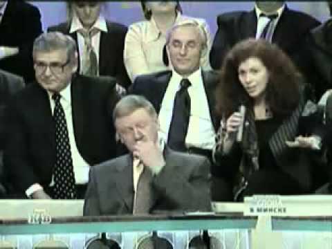 Лукашенко. Свобода слова с Савиком Шустером 2003