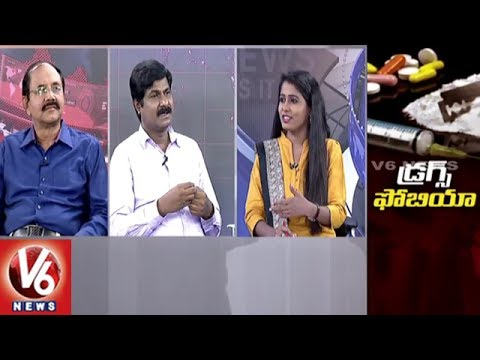 Special Debate On Drugs Mafia In Hyderabad || 7PM Discussion || V6 News