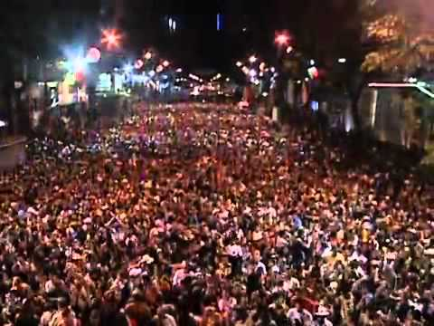 Cordão do Bola Preta 2011 Carnaval no Rio de Janeiro - Jornal da Globo
